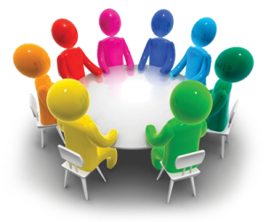 Workgroup clipart clip free library diverse group of people clipart 50800 - LGBTQ Workgroup ... clip free library
