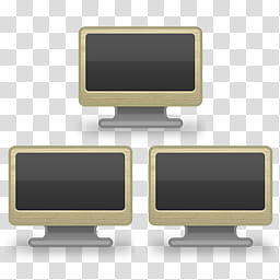 Workgroup clipart png library Muku Icons for Iconager, Sys-Workgroup, three beige flat ... png library