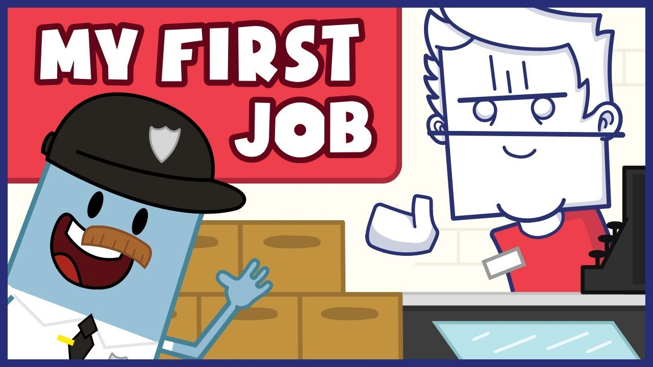 Working at first job clipart free My First Job (ft. OHSOANNOYING) free