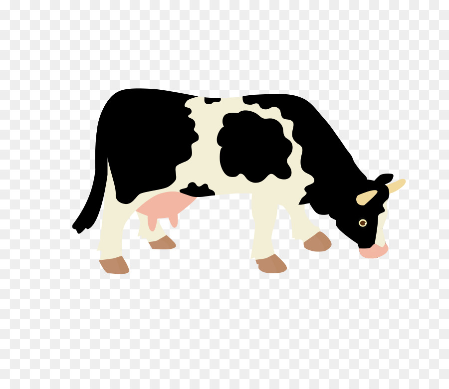 Working cattle clipart png royalty free download Cow Background clipart - Milk, Ox, Graphics, transparent ... png royalty free download