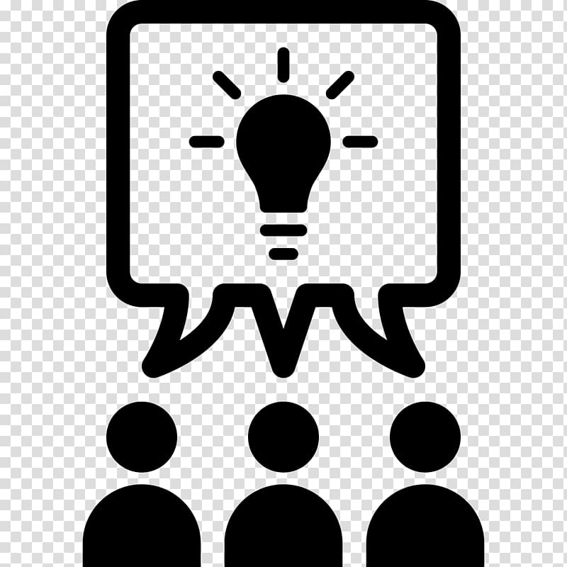 Working clipart black and white transparent background royalty free Computer Icons Teamwork Collaboration Group work , symbol ... royalty free