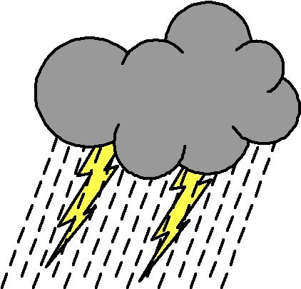 Working in a rainstorm clipart clipart free Rain storm clipart 3 » Clipart Portal clipart free
