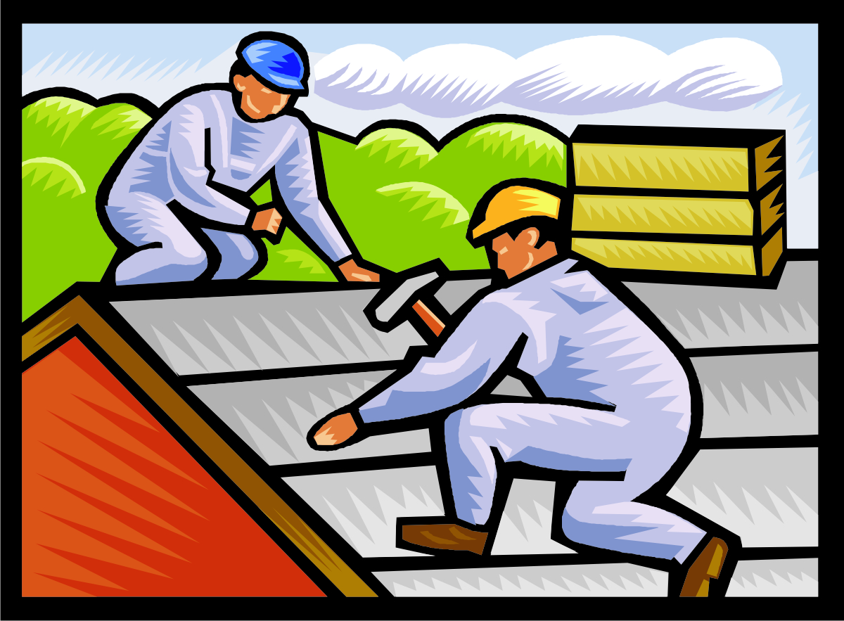 The picture of the climb up the roof in clipart image free download Roofing clipart roofer - 123 transparent clip arts, images ... image free download