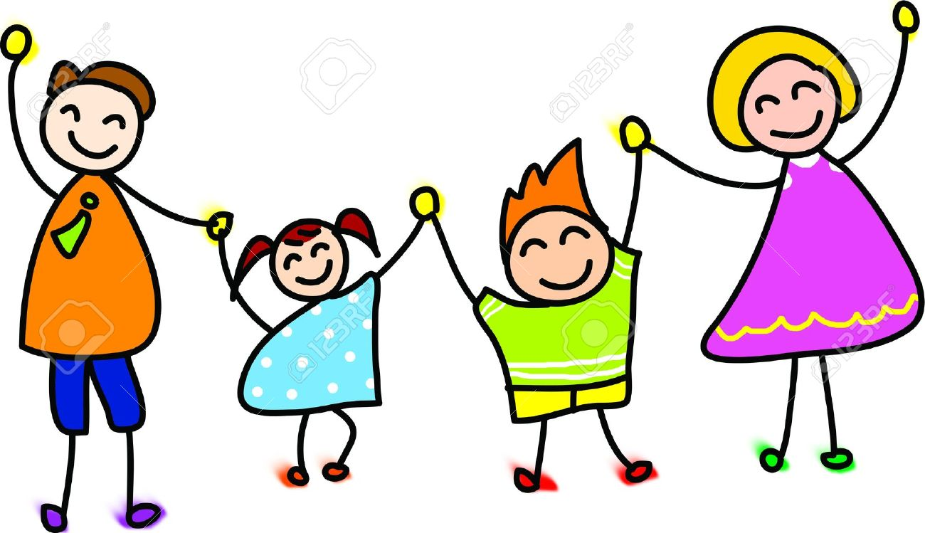Working together happy family clipart image 63+ Happy Family Clipart | ClipartLook image
