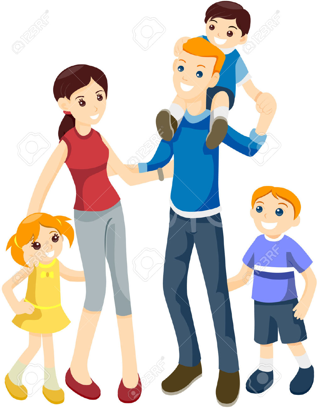 Images of families clipart image stock 62+ Happy Family Clipart | ClipartLook image stock