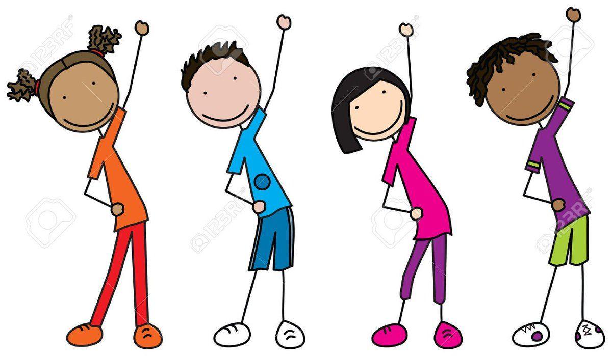 Workout clipart for kids clip art free stock stick figures - Google Search | ArtJournal/Midori DYI ... clip art free stock