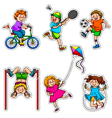 Workout kids clipart png freeuse Animated exercise clipart kid - Cliparting.com png freeuse