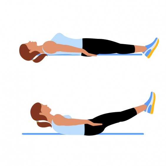 Workout core clipart clipart freeuse library Abs Workout: A 7-Minute, No-Equipment Core Workout clipart freeuse library