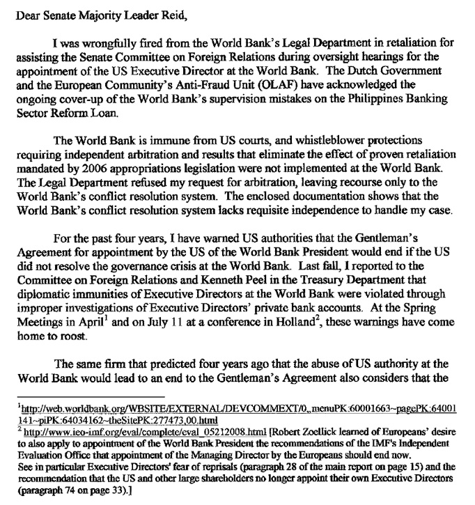 "World bank secret loan to the philippines picture transparent download The World Bank: Rejecting ""The Rule of Law"" 