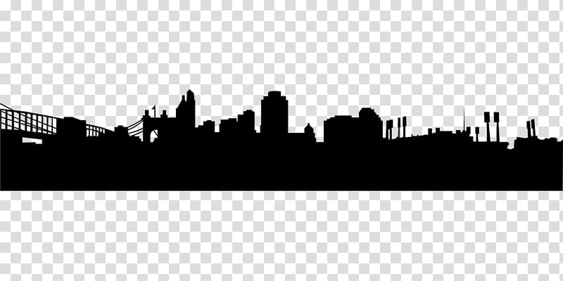 World city lines clipart silhouette jpg transparent download Silhouette , gotham-city transparent background PNG clipart ... jpg transparent download