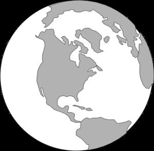 World clipart logo banner free download World Grey Logo Clip Art at Clker.com - vector clip art ... banner free download
