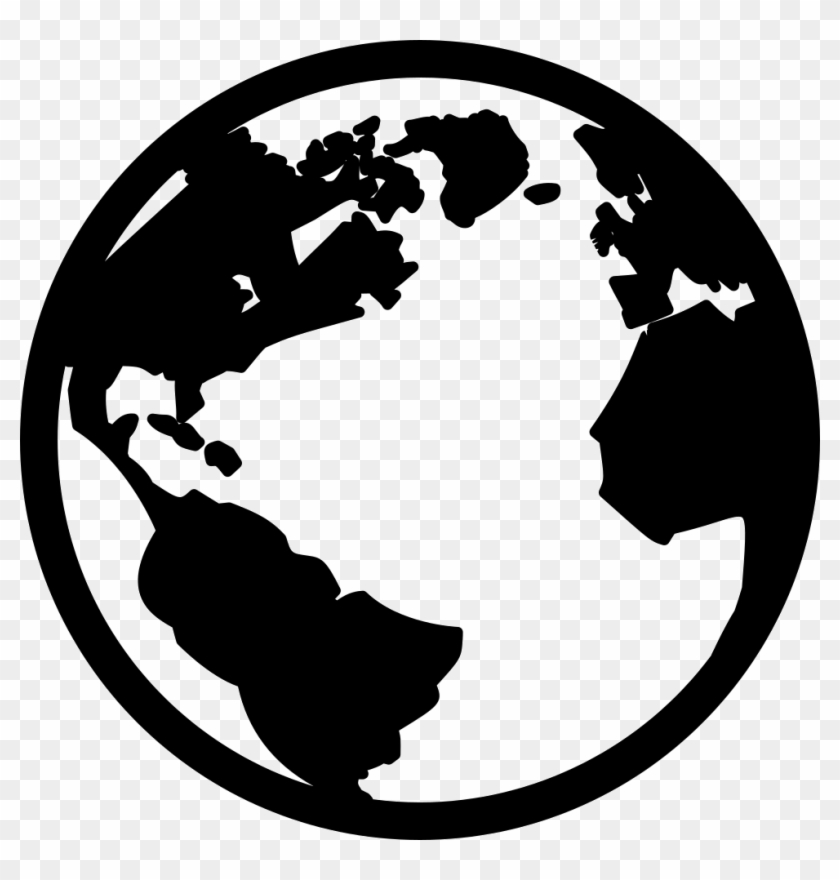 World clipart symbol png clip art library Png File Svg - Planet Earth Icon Png, Transparent Png ... clip art library