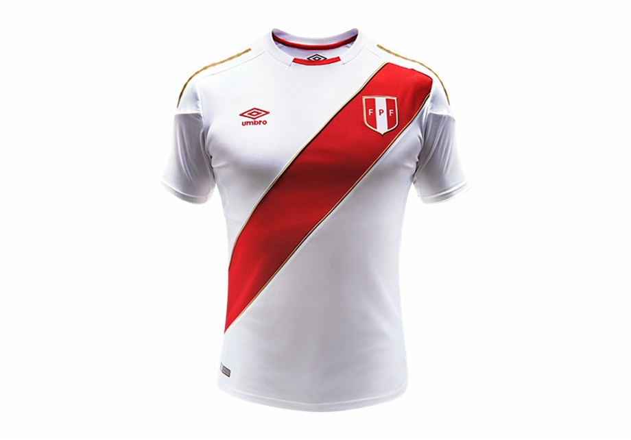 World cup shirt peru clipart clip art royalty free library Peru 2018 Home Jersey From Umbro - Peru World Cup Jersey ... clip art royalty free library