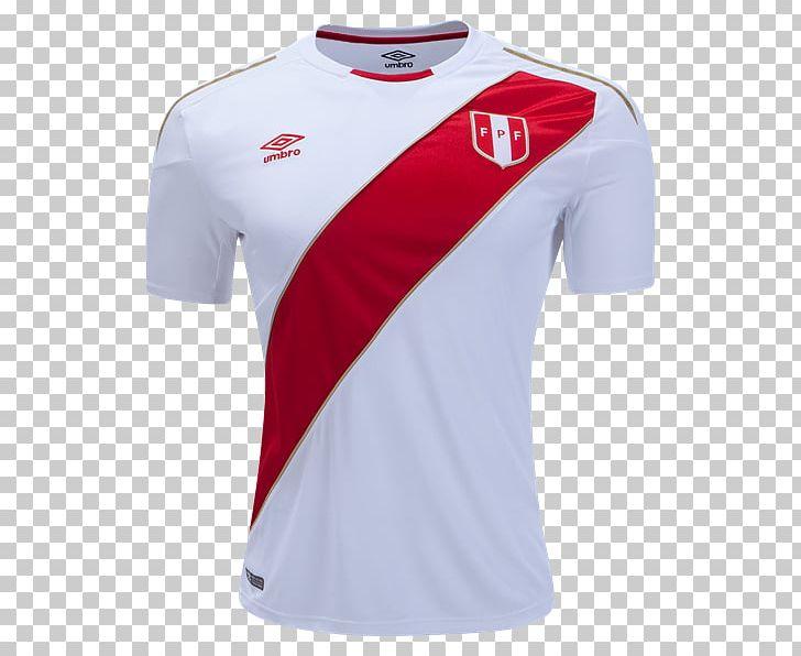 World cup shirt peru clipart banner 2018 World Cup Peru National Football Team T-shirt World Cup ... banner