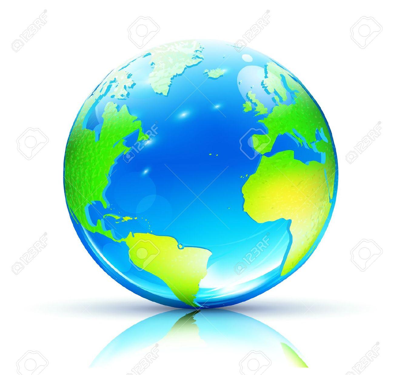 World globe map clipart graphic free Transparent world clipart - ClipartFest graphic free