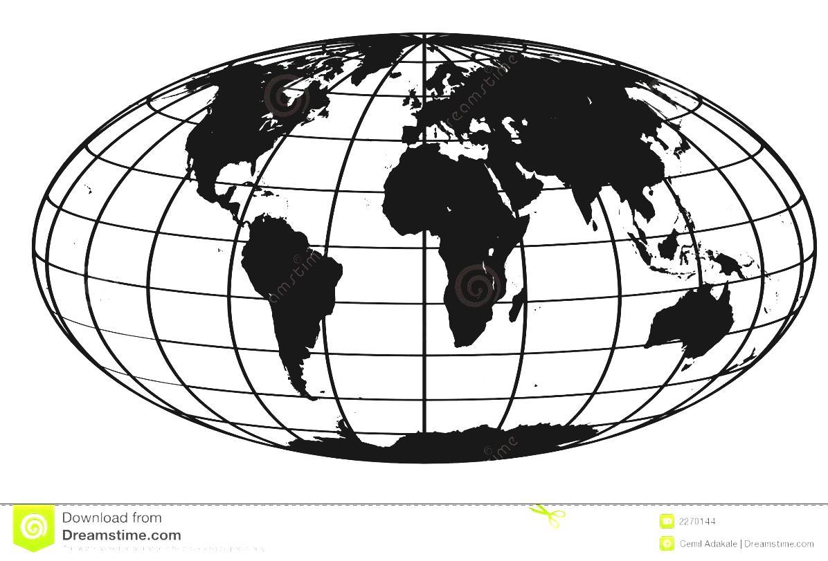 World globe map clipart image freeuse World Globe Map Clip Art – Clipart Free Download image freeuse