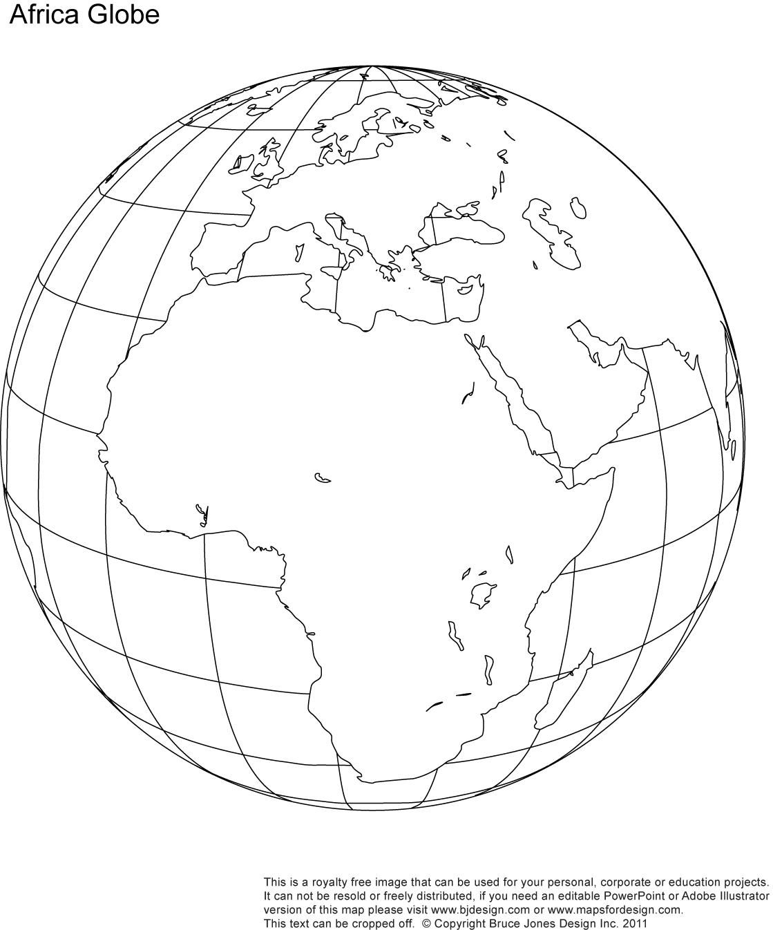 World globe map clipart graphic free Printable, Blank, World Globe Earth Maps • Royalty Free, jpg graphic free