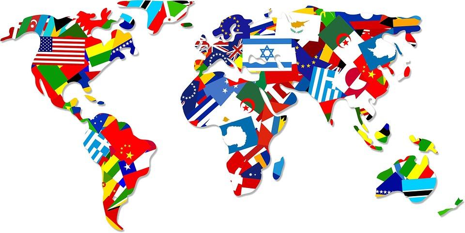 World kingdom clipart banner freeuse Free illustration: Flag, World Flags, Kingdom, Emblem - Free Image ... banner freeuse