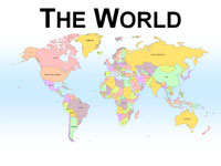 World map clipart for powerpoint clip art transparent library Maps for powerpoint - Awesome powerpoint backgrounds World Map ... clip art transparent library
