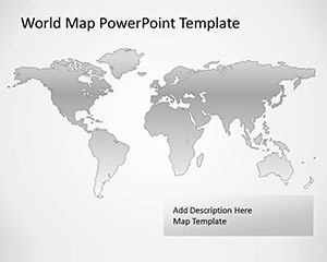 World map clipart for powerpoint banner royalty free stock Worldmap Pixels PowerPoint banner royalty free stock