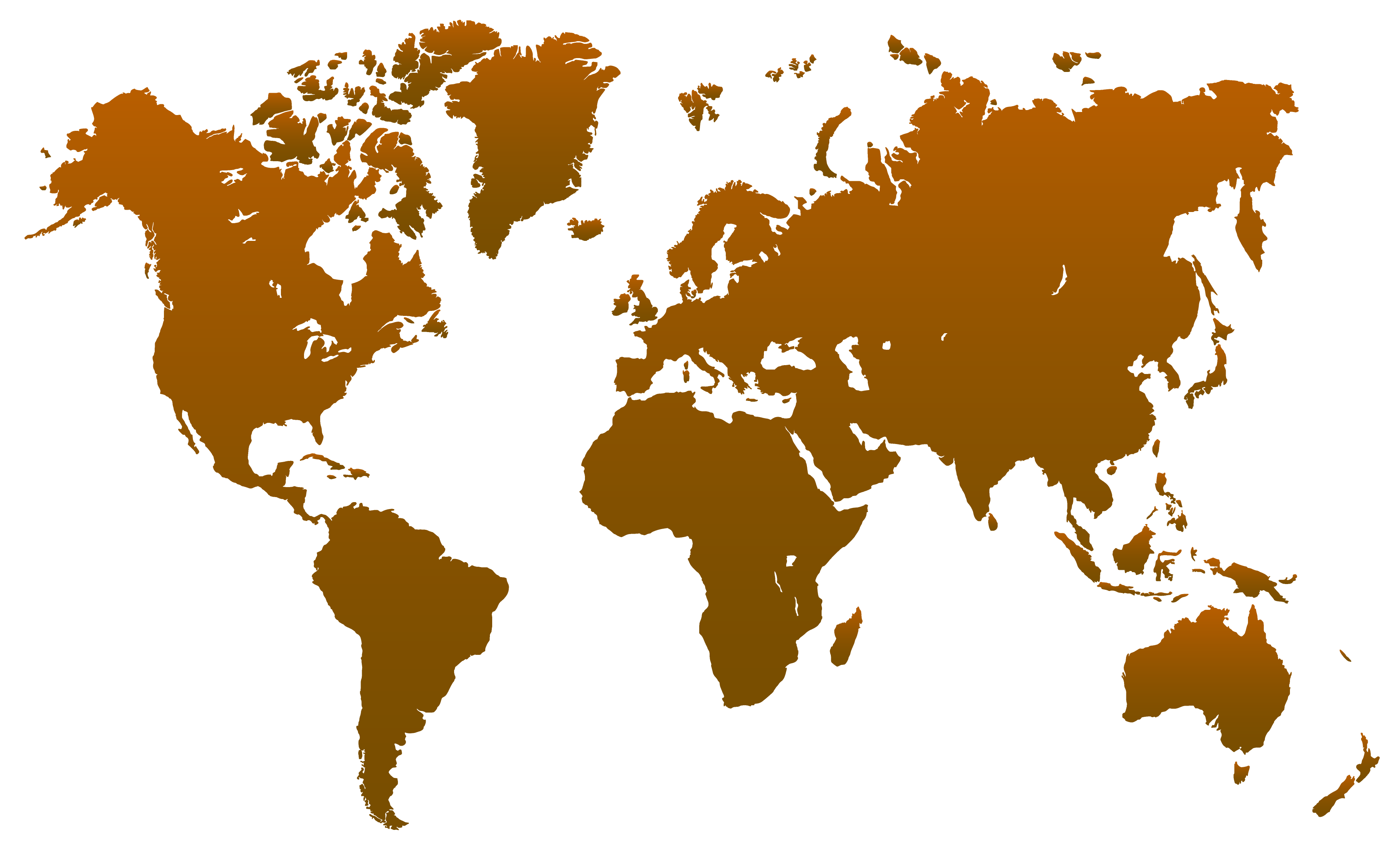 World map clipart png png library download World Map transparent PNG - StickPNG png library download