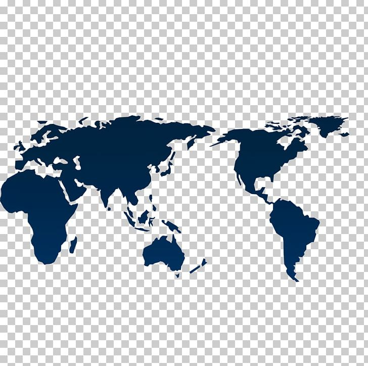 World map clipart united png black and white United States World Map Globe PNG, Clipart, Asia Map, Blue ... png black and white