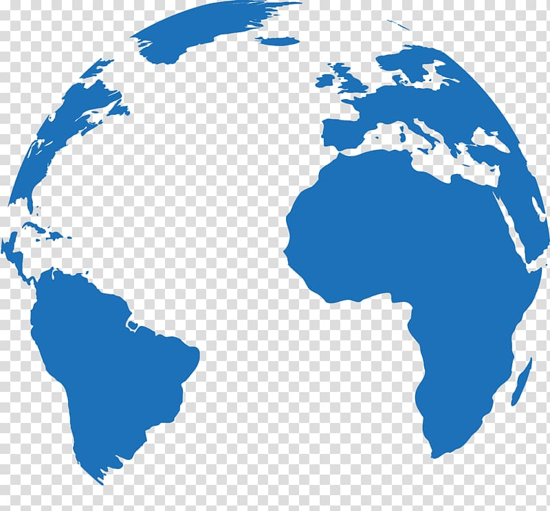 World map clipart united clip art royalty free library Earth icon, World map Globe United States, globe transparent ... clip art royalty free library