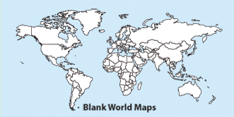 World map clipart us graphic free stock Royalty Free US and World Map • Printable, Clip Art Maps You Can ... graphic free stock