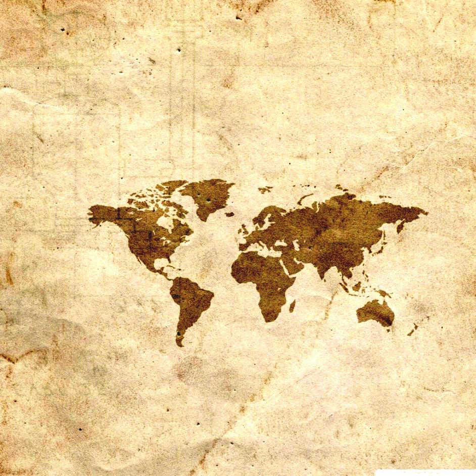 World map clipart uship png transparent library World map clipart desktop - ClipartFox png transparent library