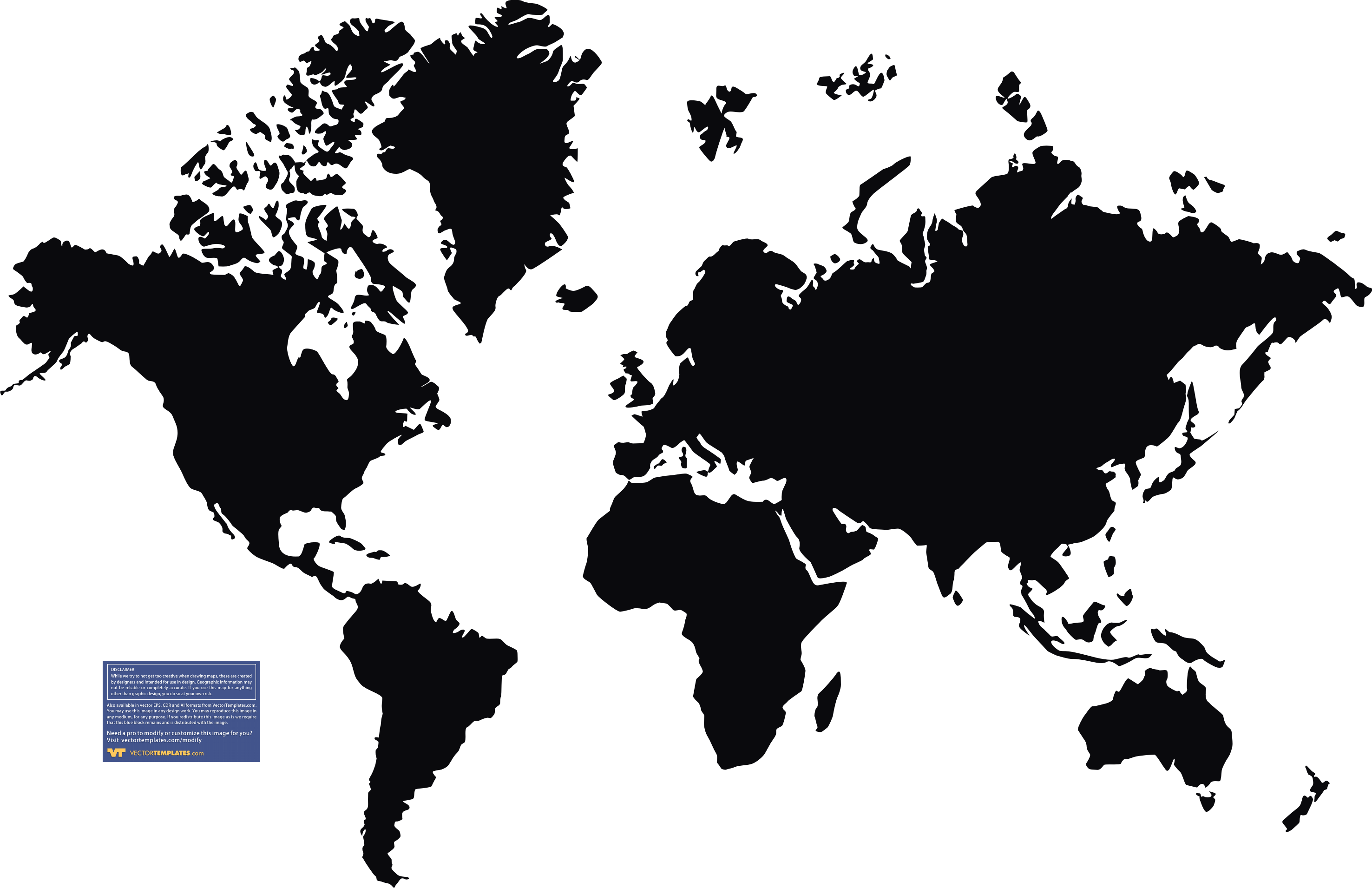 World map clipart uship svg royalty free World map outline clipart black and white - ClipartFest svg royalty free