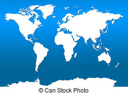 World map clipart vector picture library download World map Clipart and Stock Illustrations. 175,674 World map ... picture library download