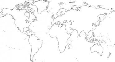 World map clipart vector banner download World map clipart free download - ClipartFest banner download