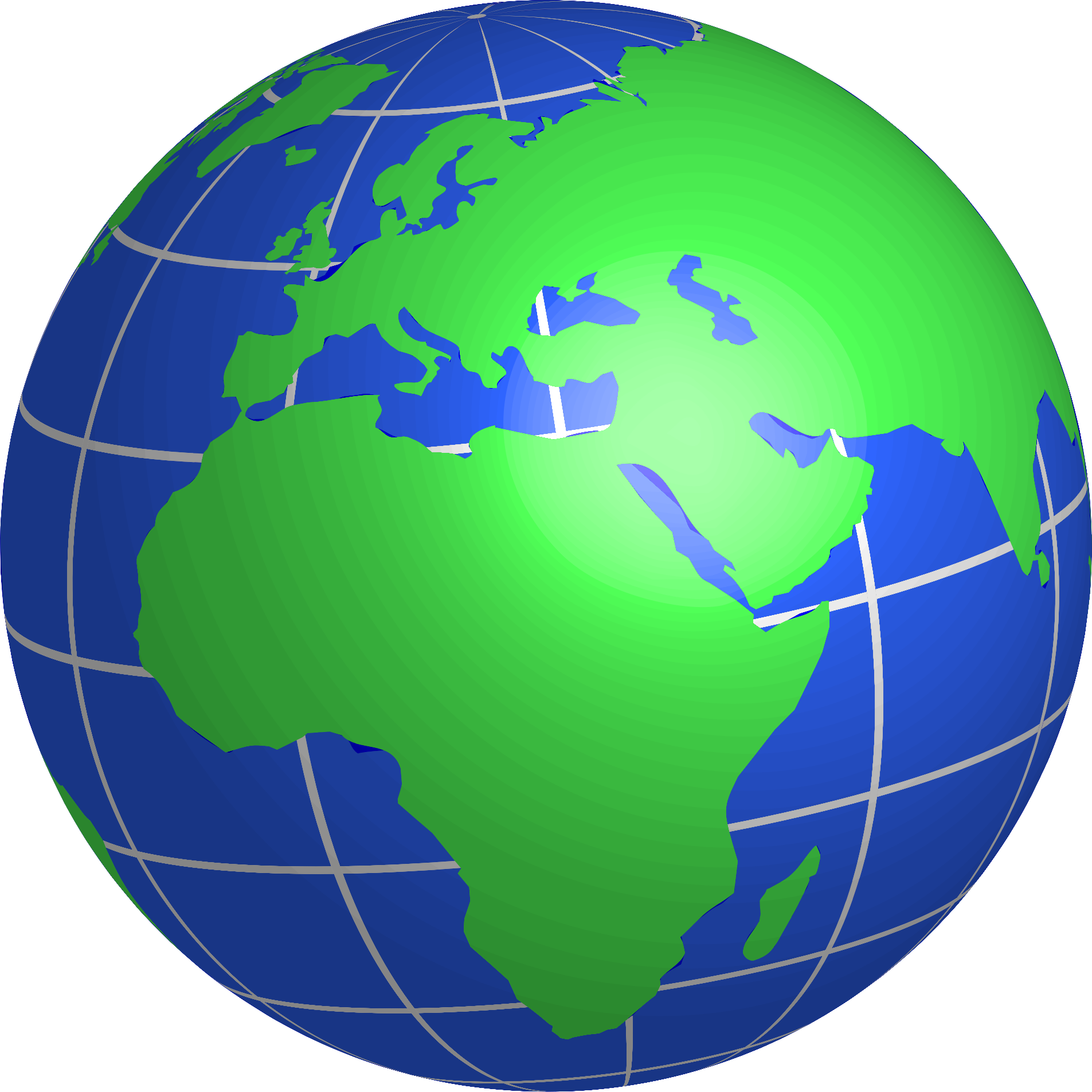 World map globe clipart clipart free library Clipart - Europe, Africa, and Middle East Globe clipart free library