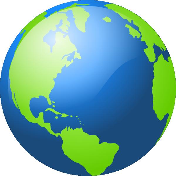 Atlas book clipart clip freeuse library Globe Map Clipart - Clipart Kid clip freeuse library