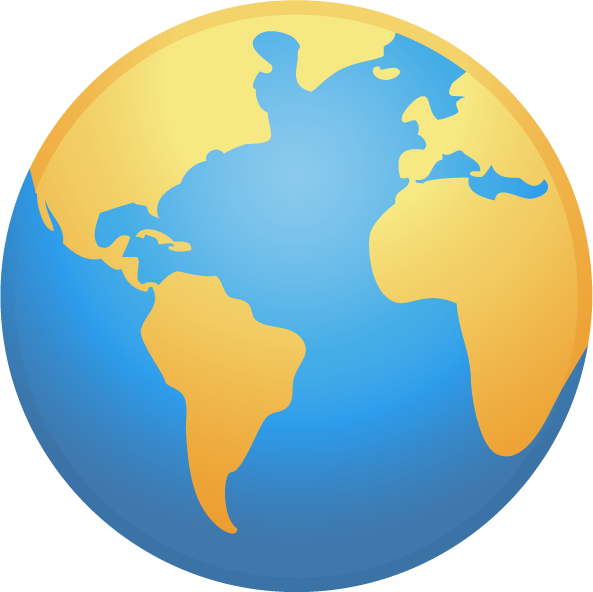 World map globe clipart image transparent library Globe World map Clip art - Earth icon 593*592 transprent Png Free ... image transparent library