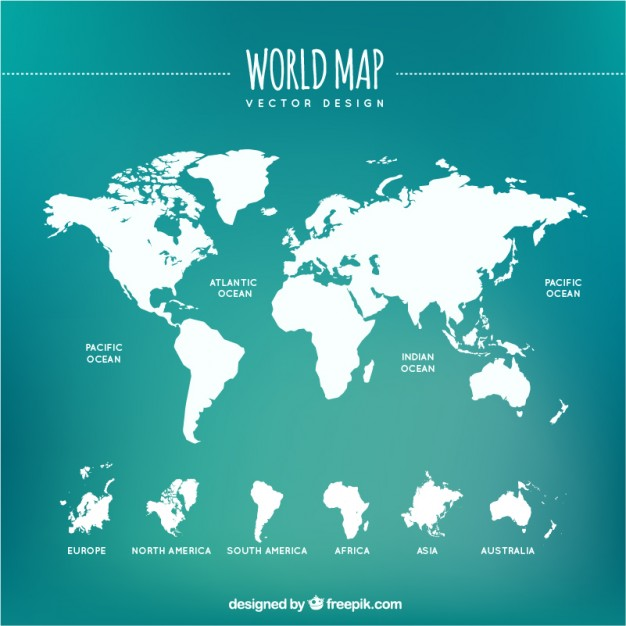 World map outline clipart cartoon svg black and white stock Map vectors, +2,400 free files in .AI, .EPS format svg black and white stock