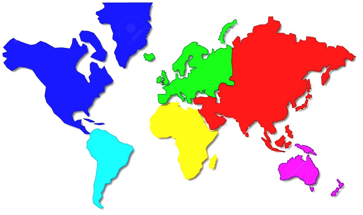 World map outline clipart cartoon png royalty free library World Map Outline Vector - ClipArt Best png royalty free library