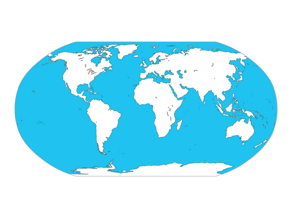 World map outline clipart cartoon clip art library library Free Vector Earth | Free Download Clip Art | Free Clip Art | on ... clip art library library