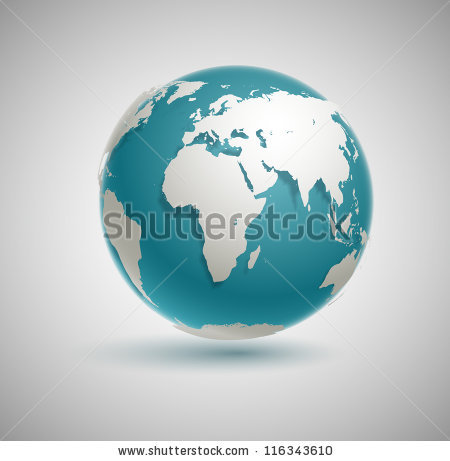 World map round clipart png freeuse World Map Vector Stock Images, Royalty-Free Images & Vectors ... png freeuse
