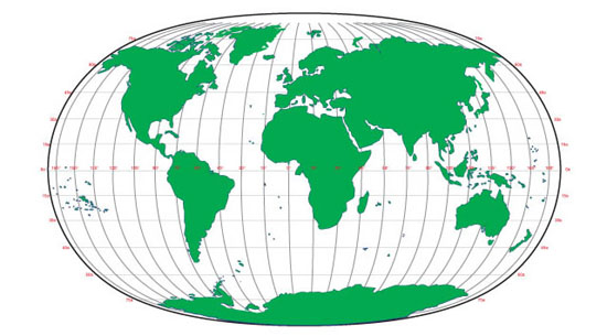 World map round clipart image free library 40 Vector World Map Collection (eps, psd, ai, svg & png) image free library