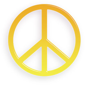 World piece sign clipart svg royalty free library Peace sign world peace clip art – Gclipart.com svg royalty free library