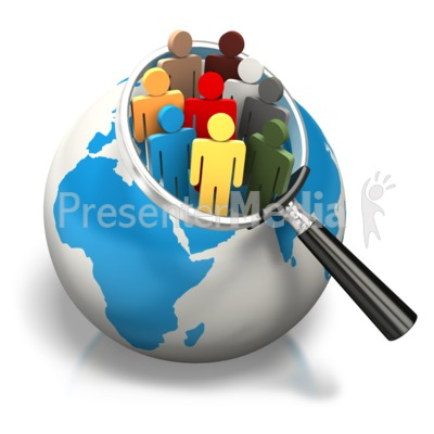 World population map clipart jpg library download Small population clipart - ClipartFest jpg library download