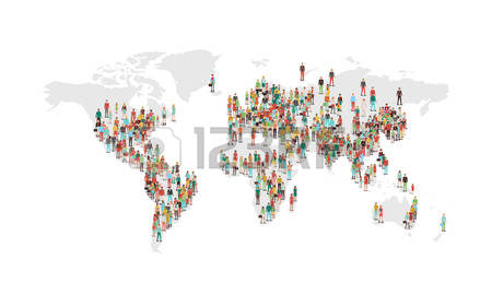 World population map clipart png 4,437 World Population Cliparts, Stock Vector And Royalty Free ... png