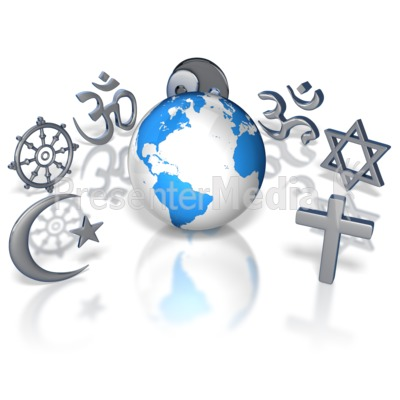 World religiions clipart graphic library download World Religions - Presentation Clipart - Great Clipart for ... graphic library download