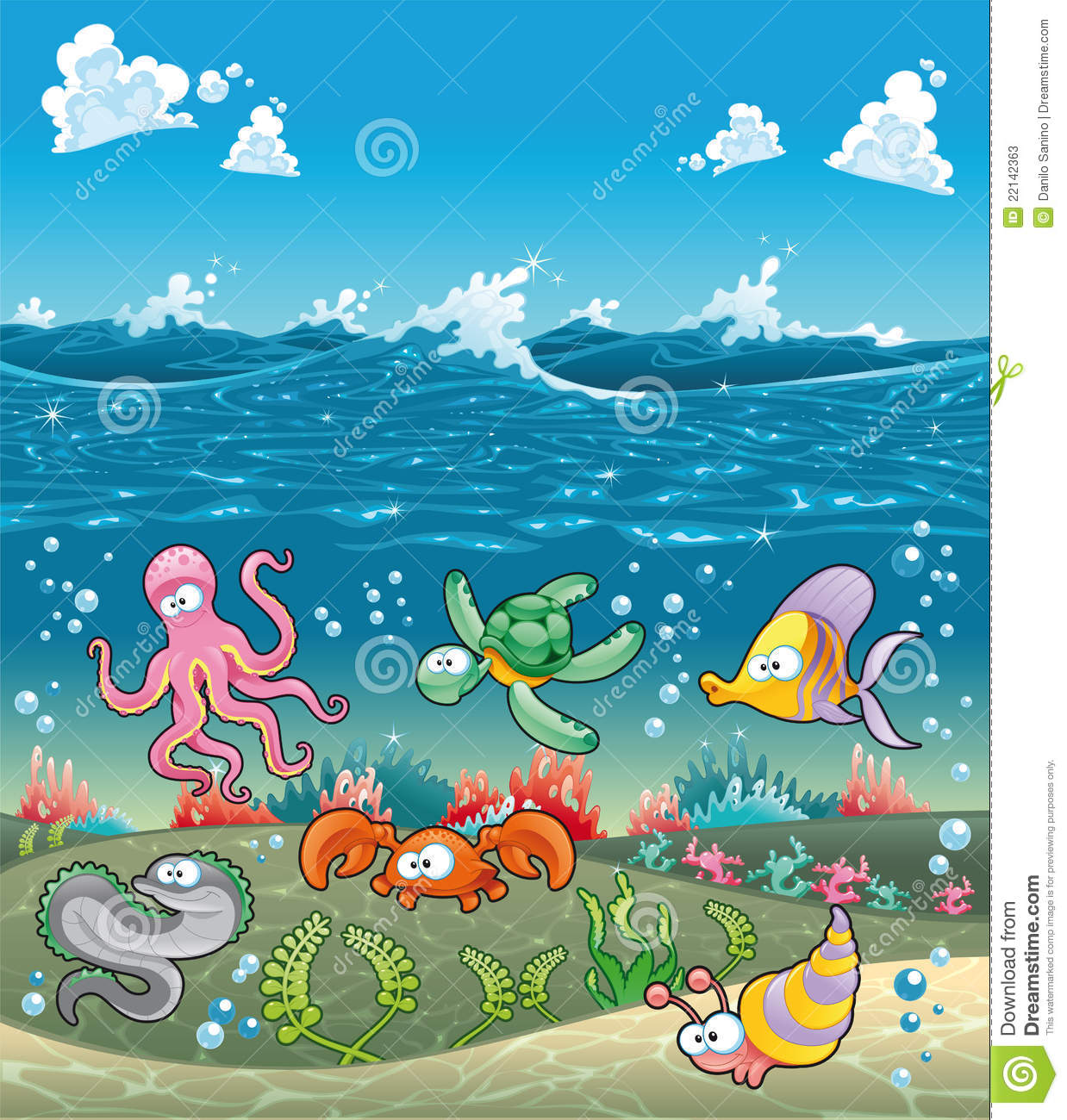 World under the sea clipart banner Free Sea World Cliparts, Download Free Clip Art, Free Clip ... banner