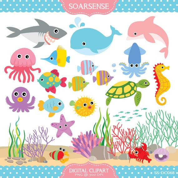 World under the sea clipart svg royalty free download World under the sea clipart 3 » Clipart Portal svg royalty free download