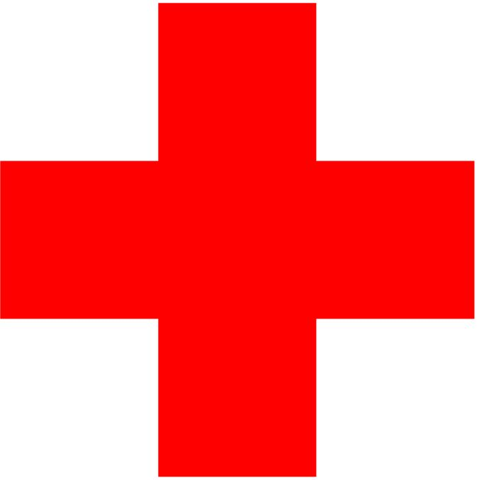 World war 1 american red cross clipart clip black and white download Color American Red Cross Logo | All logos world | Free first ... clip black and white download