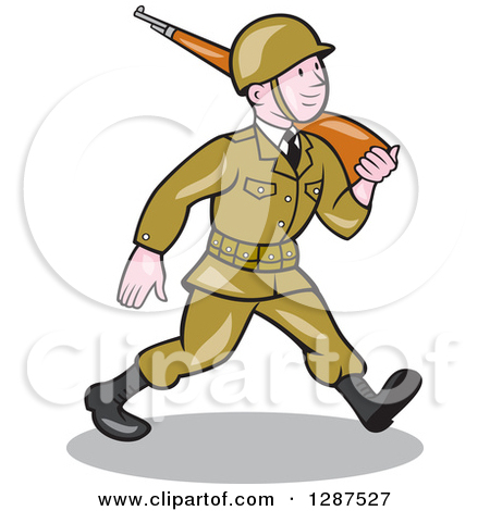 World war 1 cartoon clipart png freeuse library Royalty-Free (RF) Military Clipart, Illustrations, Vector Graphics #8 png freeuse library