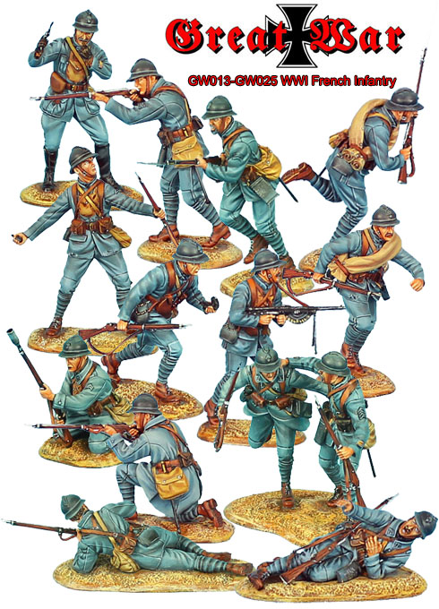 World war 1 cartoon clipart jpg black and white stock First Legion WWI Toy Soldiers - Great War French jpg black and white stock