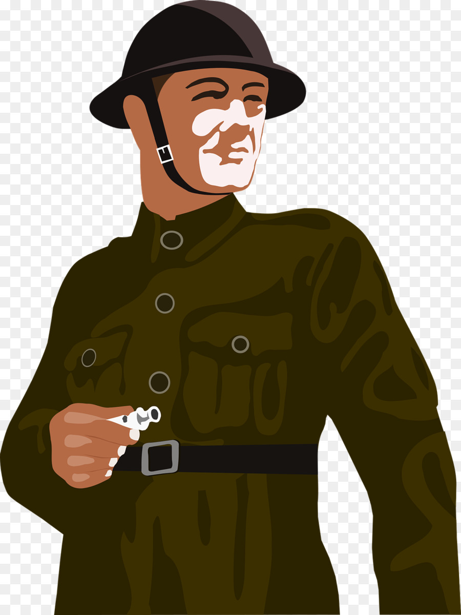 World war 2 clipart soldiers png freeuse Person Cartoon clipart - Soldier, Cartoon, Illustration ... png freeuse